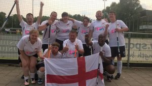 Midland Mencap Big Flyerz Hockey Team