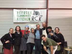 Refugee Community Kitchen