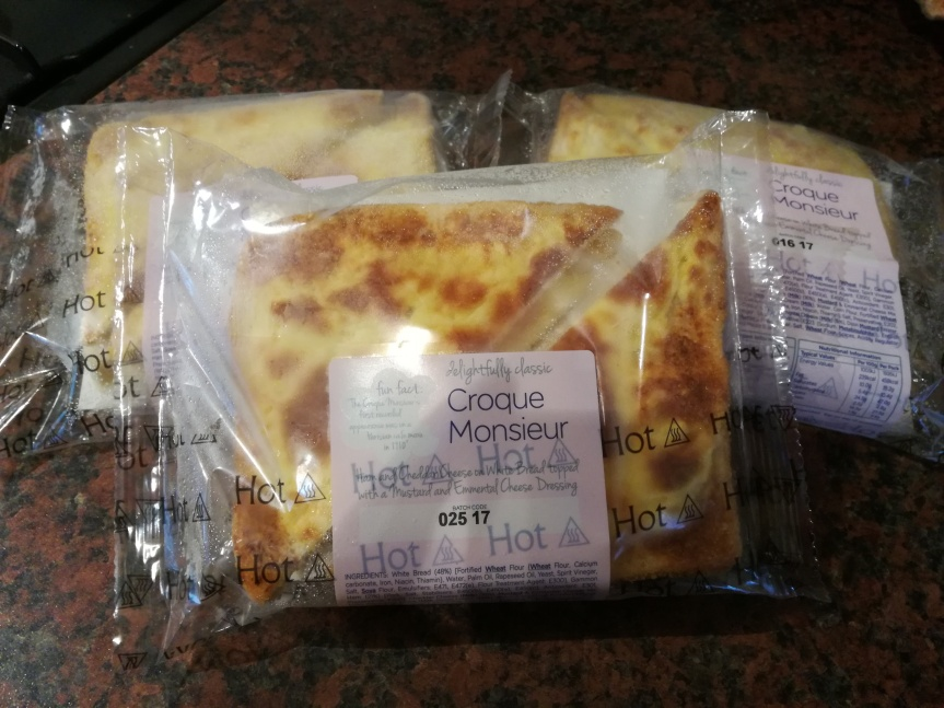 Croque Monsieurs