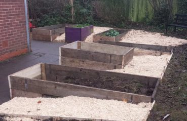 Kings Heath Garden Beds