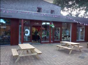 All Saints Café